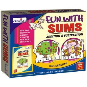 creative fun with sums addition and subtraction