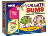 Creative's Fun with Sums - Addition & Subtraction