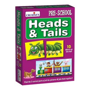 creative heads and tails
