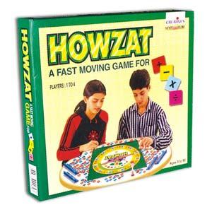creative howzat