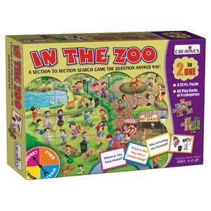 creative in the zoo