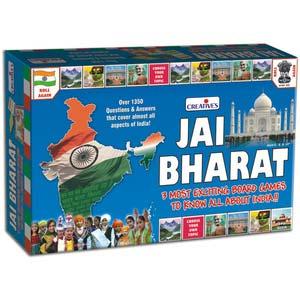 creative jai bharat