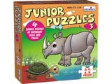 Creative's Junior Puzzles - 3