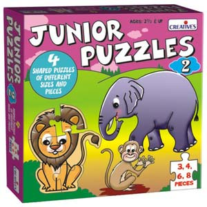 creative junior puzzles two