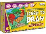 Creative's Learn to Draw - 2 Birds & Animals