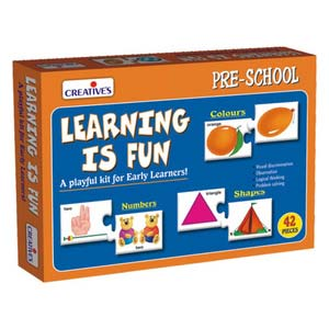 creative learning is fun