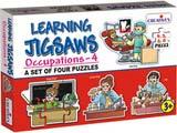 Creative's Learning Jigsaws - Occupations - 4