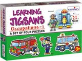 Creative's Learning Jigsaws - Occupations - 1
