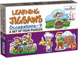 Creative's Learning Jigsaws - Occupations - 3