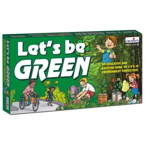creative lets be green new
