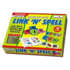 creative link n spell