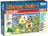 Creative's Literacy Pack I - Alphabet