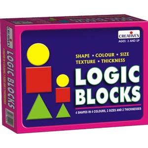 creative logic blocks