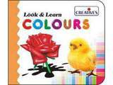 Creative's Look & Learn Board Book - Colours