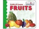 Creative's Look & Learn Board Book - Fruits