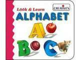 Creative's Look & Learn Board Books - Alphabet