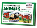 Creative's Match N Spell - Animals