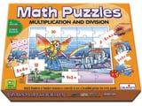 Creative's Math Puzzles - Multiplication & Division