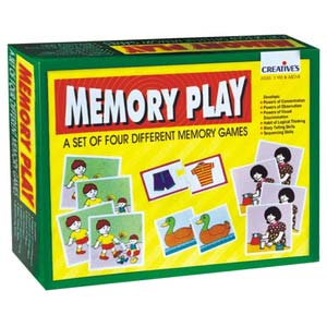 creative memory play