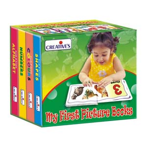 creative my first picture books 1 a set of 4 board books