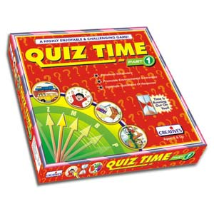 creative quiz time i