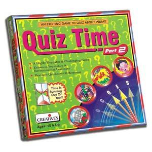 creative quiz time ii