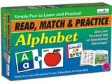 Creative's Read, Match and Practice - Alphabet -  New