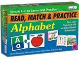 Creative's Read, Match and Practice - Alphabet -  New