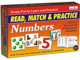 Creative's Read, Match and Practice - Numbers - New