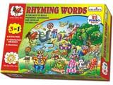Creative's Rhyming Words - Reading Puzzles