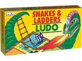 Creative's Snakes & Ladders - Ludo