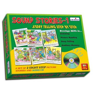 creative sound stories 1 cd