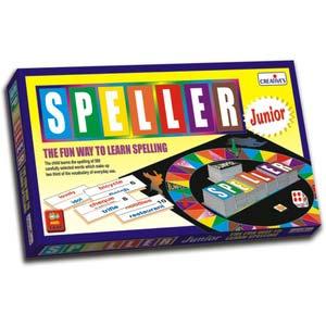 creative speller junior