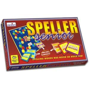 creative speller senior