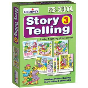 creative story telling step by step 3 8 steps