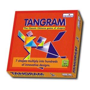 creative tangram