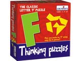 Creative's Thinking Puzzles - F
