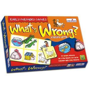 creative whats wrong