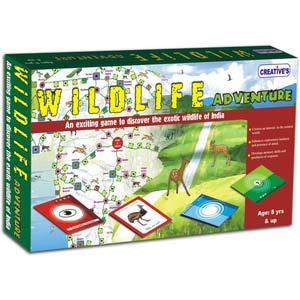 creative wild life adventures