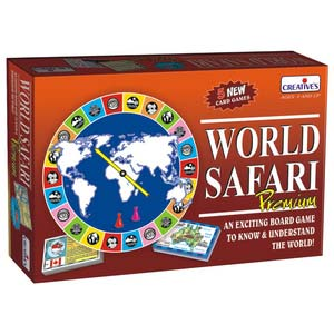 creative world safari premium