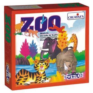 creative zoo 10 puzzles