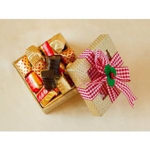 designer christmas classic chocolate truffles 2017