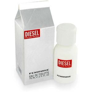 diesel plus plus feminine 75ml premium perfume