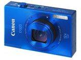 Canon - IXUS 500 HS - Blue