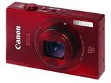 Canon - IXUS 500 HS - Red