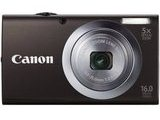 Canon - PowerShot A2400 IS - Black