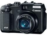 Canon - PowerShot G12 - Black