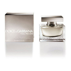 dolce and gabbana leau the one women 75ml premium perfume