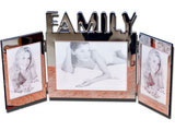 Family Photo Frame in Metal
