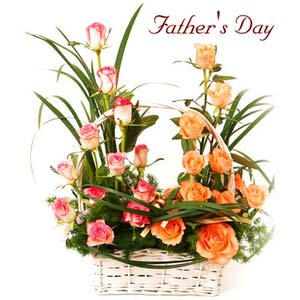 fathers day captivating roses